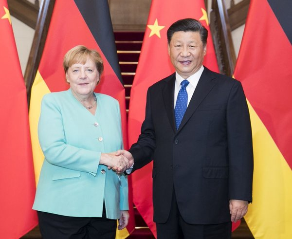 Xi Says China Ready to Work wi